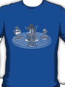 Angry Buffet- Angry Birds Parody Shirt T-Shirt