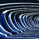 Concrete Blue by Bob Daalder