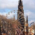 Edinburgh Christmas Fair by sionii