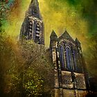 St Margaret&#x27;s Church, Horsforth. by Colin Metcalf
