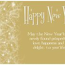 Happy New Years by Nikki Collier
