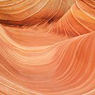 Wave Rock, Coyote Buttes by Alex Cassels