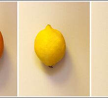 Orange, Lemon and Lime by DuncanAllan