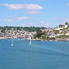 Dartmouth, Devon by ColinBoylett