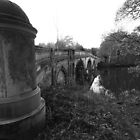 Clumber Park  Bridge  by Elaine123