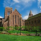 Mount St Bernards Abbey by Elaine123