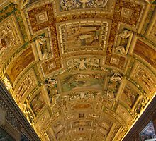 Sistine Chapel - Rome - by Darrell-photos