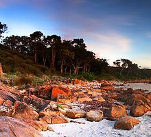 South West Australia - Castle Rock Bay - Dunsborough by Chris Bishop