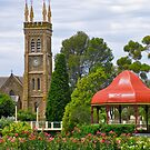 Strathalbyn, town centre, Australia by Ali Brown
