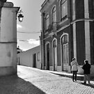 Street Corner Talking by mariohipolito