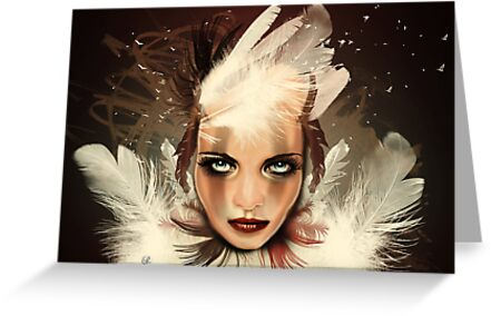 Lady Swan by giuliorossi