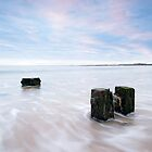 Alnmouth Beach by johnfinney