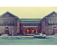 National Baseball Hall of Fame - Cooperstown, NY Photographic Print