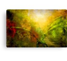 Dragon Spirit ©  Canvas Print