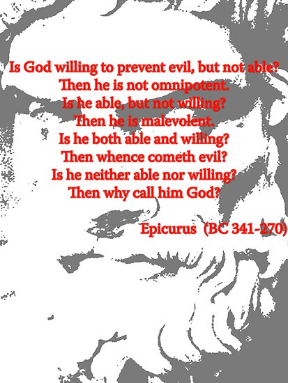 Epicurus on Atheism by Darren Stein