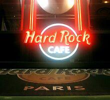Hard Rock-Paris by Darrell-photos