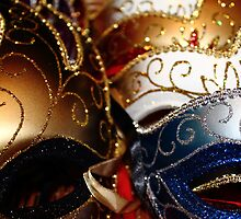Masquerade? by Sandy Sutton