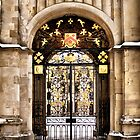 All Souls' College Gate by Karen Martin IPA