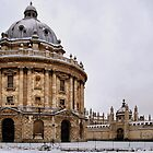 Radcliffe Camera and All Souls' College by Karen Martin IPA