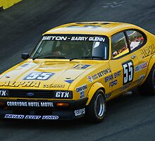 Bo Seton - Gp C Ford Capri by TGrowden