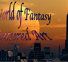 Our World of Fantasy Banner by AlienVisitor