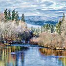 Applegate River by Jeannie Peters