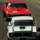 Australian Touring Car Legends by TGrowden