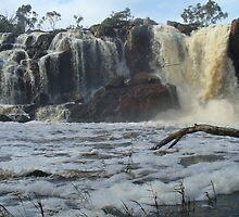 Nigretta Falls, Victoria (3) by DashTravels
