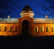 Goulburn Court House, NSW (1) by DashTravels