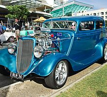 Blown 34 Ford by TGrowden