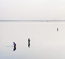 Inle Fisher by Nina Papiorek