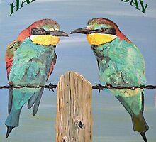 HAPPY BIRTHDAY by Eric Kempson