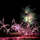 Cromer Pier Fireworks 3 by Norfolkimages