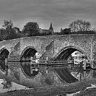 East Farleigh Bridge by brimo