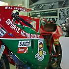 Haliwood's Ilse of Man F1 TT Motorcycle by Steve Madsen