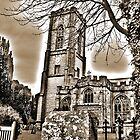 St Andrews Church by Dean Messenger