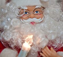 Santa Claus by JulieFrances