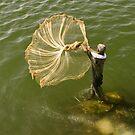 Casting the Net II by Valerie Rosen