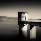 Blowering Reservoir 3 (B&W) by rudolfh