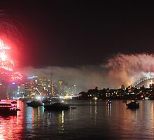 happy new year from sydney by Leeda