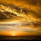 It got darker........... by Karen Stackpole