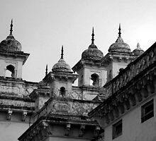 Chowmahalla Palace, Hyderabad by Ameya Nagarajan