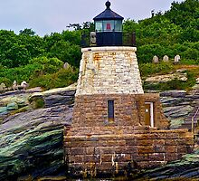 Castle Lighthouse by Russell L. Frayre / Photographer