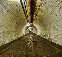 Greenwich Tunnel, London by Guy Carpenter