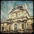 Le Louvre by Marc Loret
