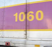 1060 MBTA Commuter Rail by Eric Sanford