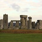 Stonehenge by SoulSparrow