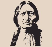 SITTING BULL by Yago
