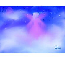 JANUARY ANGEL, ANGEL IN MY HEART Photographic Print