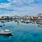 Touristic port in Arrecife by RecipeTaster